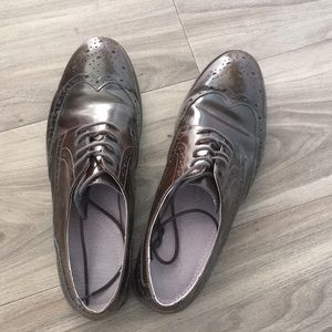 Johnston Murphy Oxford shoes